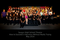 How to Succeed in Business Cast