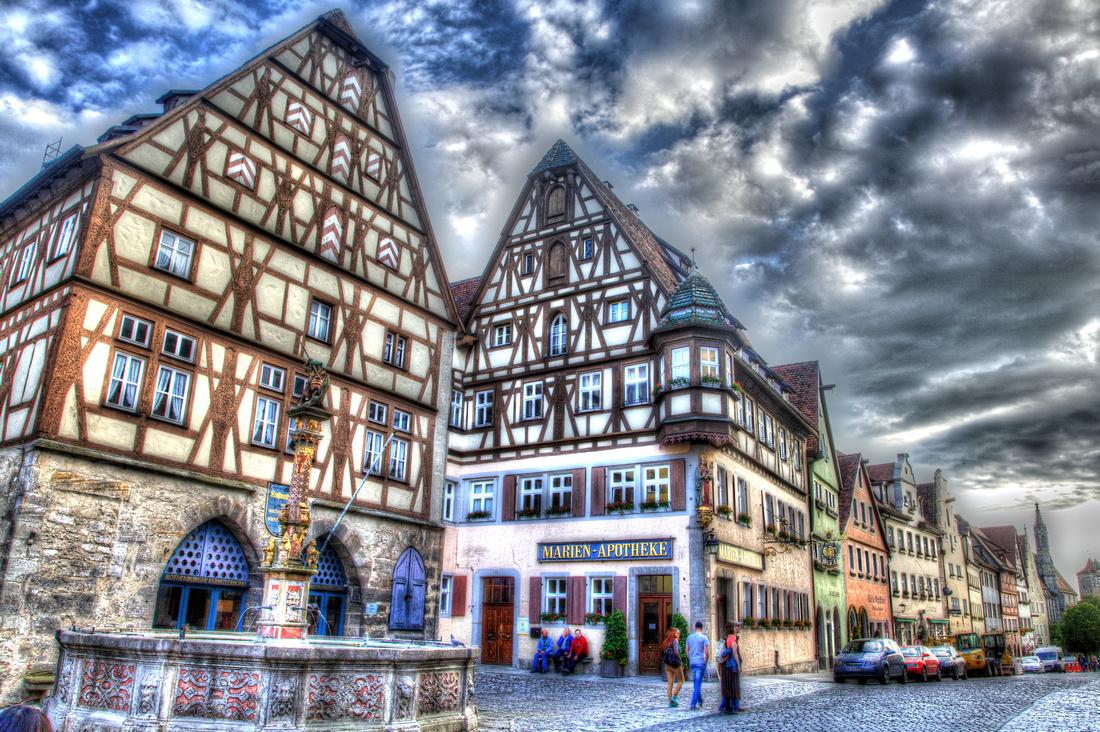 Rothenburg Night Watchman Tour Cost
